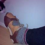 Valmiit sukat / Finished socks
